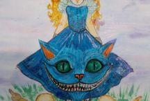 Alice In Wonderland collab