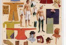 Vestiti storici XIV secolo