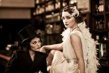 Gatsby Fashion shoot ideas