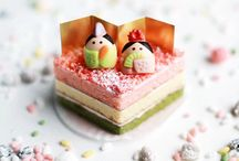 Food Photograph (ひな祭り)