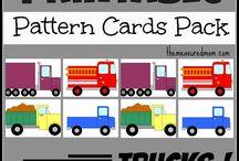 Proyecto Los camiones - Trucks