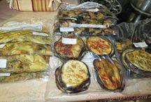 Λαχανικά στην καταψυξη