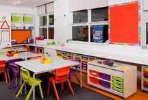 Arquitectura escolar infantil / by Colegio San Gabriel