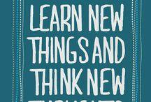 learn & change