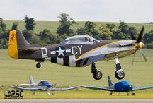 Vintage Aircrafts