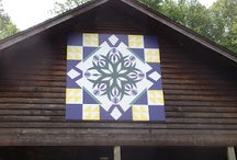 Barn Quilts / by Chriss Hullett