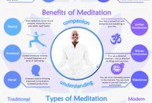 Стресс - медитация и йога