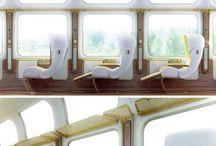 Railway Interiors