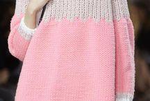 Druty - swetry