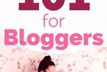 blogging stuff