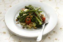 Gluten Free Recipes / Enjoy our tender stems in our gluten free recipes!