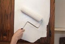 Como pintar móveis de formicas