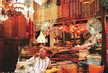 Morocco Shopper's Paradise / Discover treasures / by Sanssouci Collection
