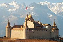 Suisse .Canton de Vaud .