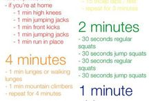 @ homr workouts / by Jaclyn Panida