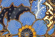 batik art work