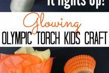 Dětský den olympijské  hry