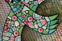 mozaik aşkına!