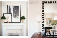 fireplace / by Jill Berkbuegler-Lembke