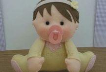baby feltro