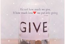 Charity In Islam / Give Charity