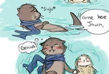 Otterlock & Johnhog