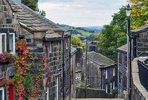 Yorkshire & Around