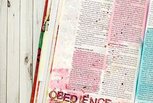 Bible Journaling - Faith