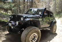 Jeeplove / Our Colorado dream car