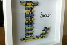 Great use of crayons✒️✏️