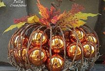 Fall Decorating / by Pat Lester