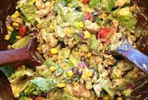 Salads / by Rebecca Johnsen-Durkin
