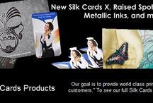 Silk Cards and Silk Cards Products / At SilkCards.net, a division of Batt Industries, LLC, our goal is to provide high end print marketing products to entrepreneurs, small businesses, and established corporations. Does your business need marketing materials? Our World Class Print Marketing Products are unique and affordable! Are you a marketer, business consultant or graphic designer? Visit SilkCards.net and see what we can do for Your customers!
