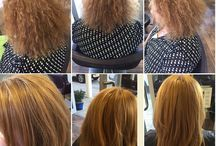 Kerasilk / The amazing Kerasilk smoothing service.... some fab pictures of long lasting results providing glossy, smooth, shiny hair for up to 3 months.