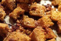 Faux-mages/Faux poissons/Fausses viandes Vegan