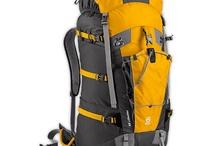 Sırt Çantaları / Günlük ya da bir haftalık bir kamp için, sırt çantalarımız!
