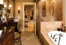 bathroom ideas / by Karen Acton