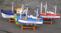 Our other Toy Boats