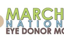 MARCH IS EYE DONOR MONTH