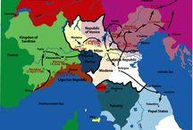 War maps