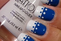 * Easy Nail Art Ideas *