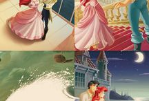 The Siren and the Skyship (Storyboard)