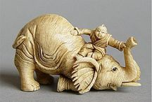 elefants / all my life I wanted to save those animals and now I am collecting all kinds and keep them safe...