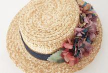 Add a straw hat