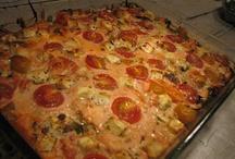 Koken: in de oven
