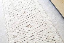 Crochet rug коврик