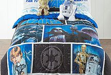 Star Wars Classic Logo Bedding