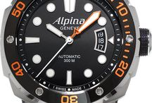 Alpina Watches / Alpina watches is committed to producing extremely robust sport watches that perform to the highest precision and with the greatest reliability in the most demanding situations. Alpina manufactures watches specifically engineered and built to withstand extreme natural environments, especially at high altitudes and great depths. http://www.jurawatches.co.uk/collections/alpina