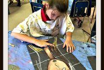 grade 3 - VISUAL ART