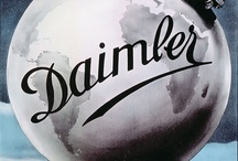 Daimler History / Daimler has a long tradtion. In 2011 we celebrated 125! years of innovation. Find here some amazing pics about the history of Daimler AG and learn more about it on our corporate website: http://ow.ly/bq5uO  / by Daimler Career
